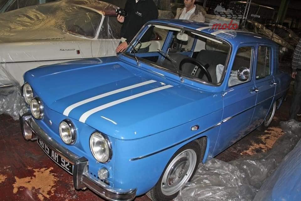 12 3 Tajemniczy garaż zabytkowych Renault