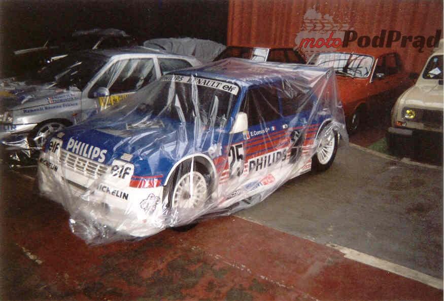 16 2 Tajemniczy garaż zabytkowych Renault