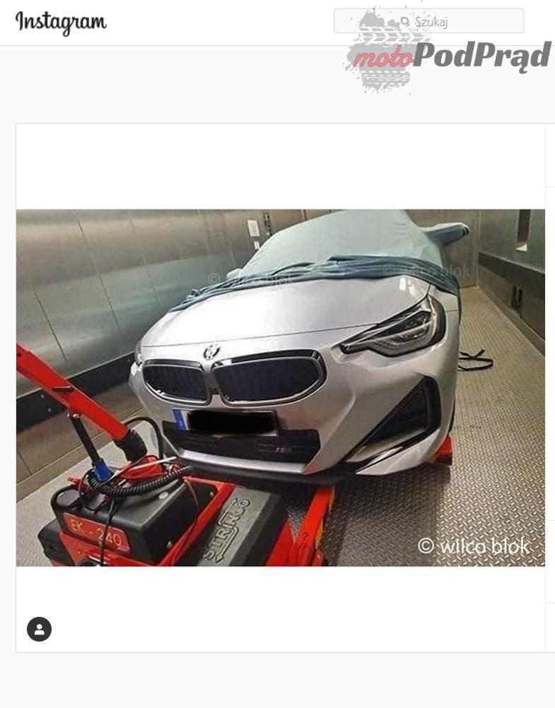 2 Czy tak będzie wyglądało nowe BMW serii 2?