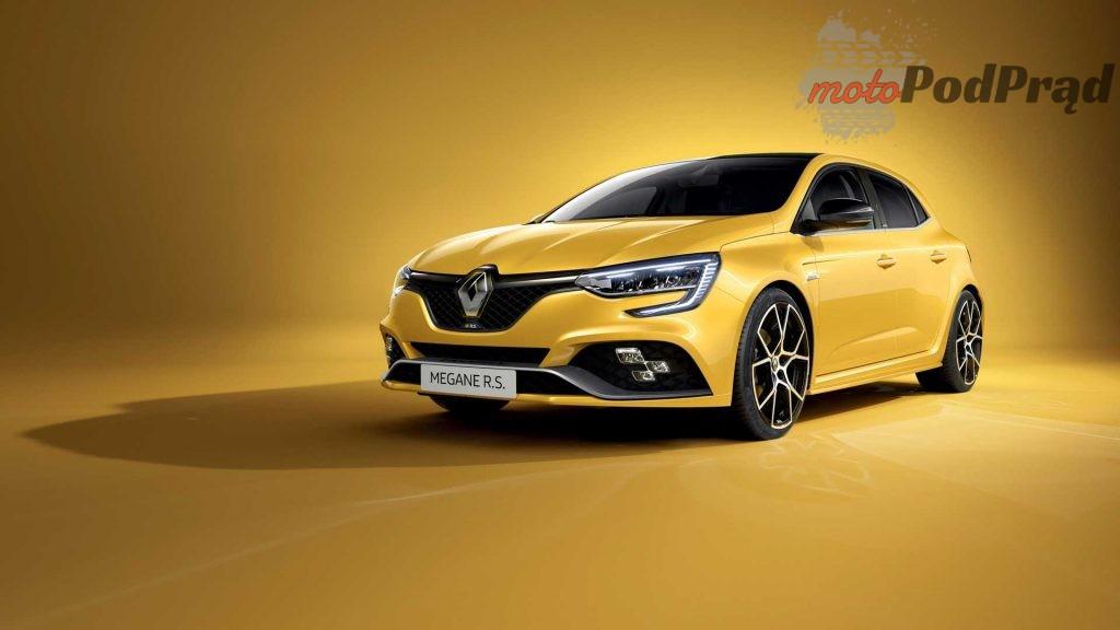 2020 renault megane rs trophy facelift 2 1024x576 Renault Megane przeszło facelifting i możesz je mieć jako plug in hybrid