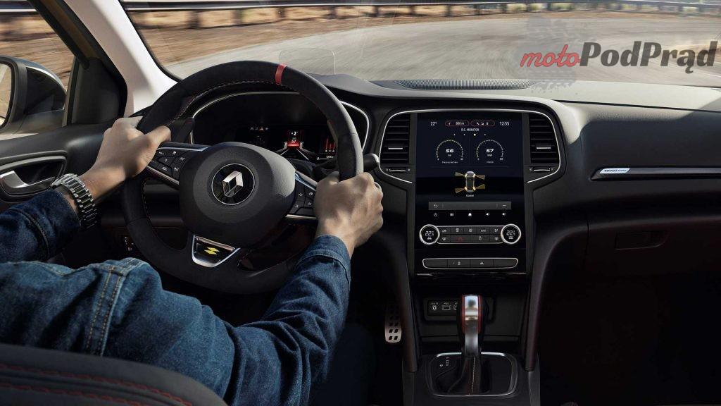 2020 renault megane rs trophy facelift 3 1024x576 Renault Megane przeszło facelifting i możesz je mieć jako plug in hybrid