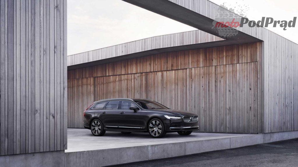 2021 volvo v90 1024x576 Nowości w Volvo   S90 i V90 dostępne jako miękka hybryda
