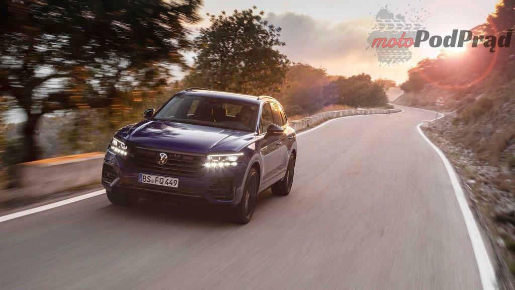 2021 vw touareg r 1 1024x576 Touareg R   to jest SUV, którego chcemy!