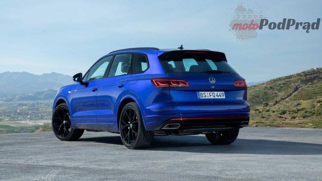 2021 vw touareg r 2 1024x576 Touareg R   to jest SUV, którego chcemy!
