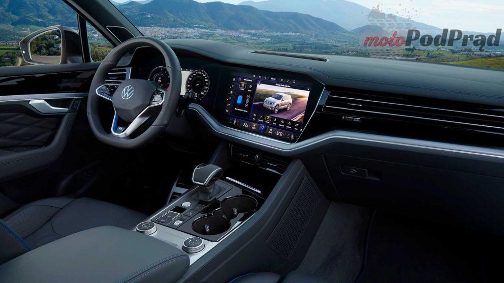 2021 vw touareg r 5 1024x576 Touareg R   to jest SUV, którego chcemy!