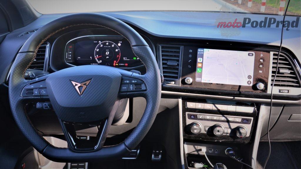 31 2 1024x576 Test: Cupra Ateca   sportowy crossover czy podwyższony hot hatch?