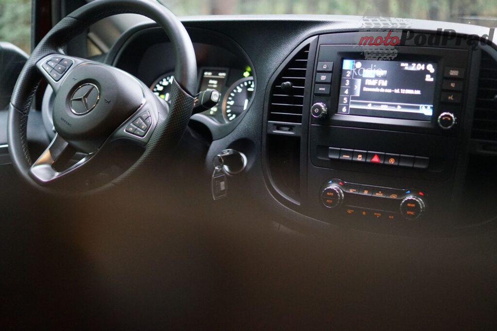 39 3 1024x682 Test: Mercedes Benz Vito Tourer   inny niż przypuszczałem