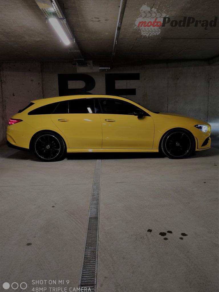 4 2 768x1024 Test: Mercedes CLA Shooting Brake   kombi inaczej