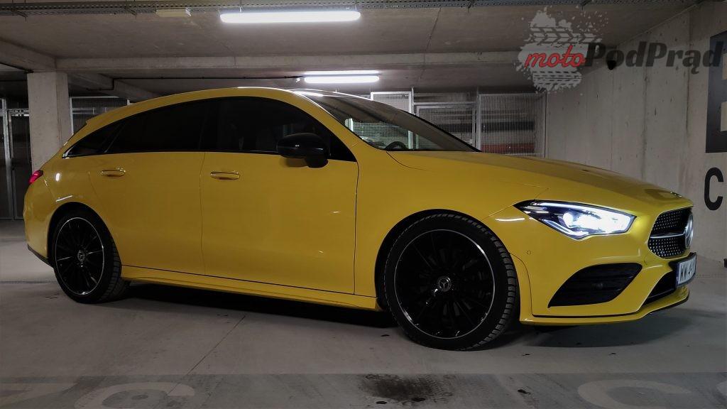 5 2 1024x576 Test: Mercedes CLA Shooting Brake   kombi inaczej