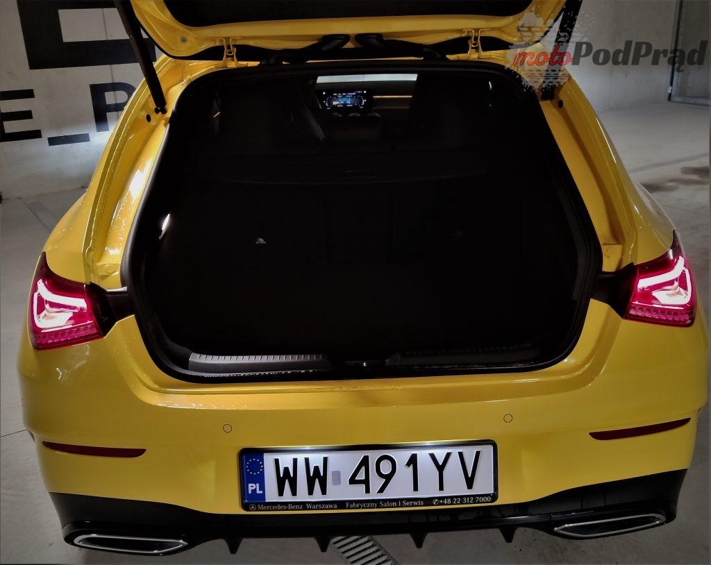 7 2 1024x814 Test: Mercedes CLA Shooting Brake   kombi inaczej