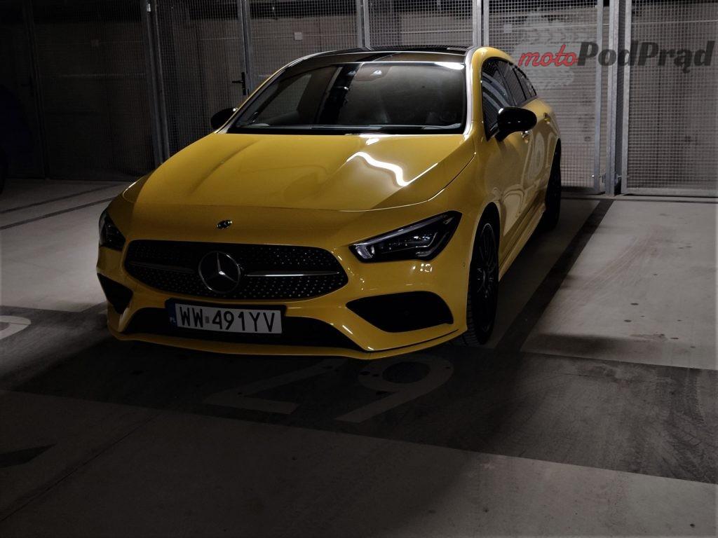 8 2 1024x768 Test: Mercedes CLA Shooting Brake   kombi inaczej