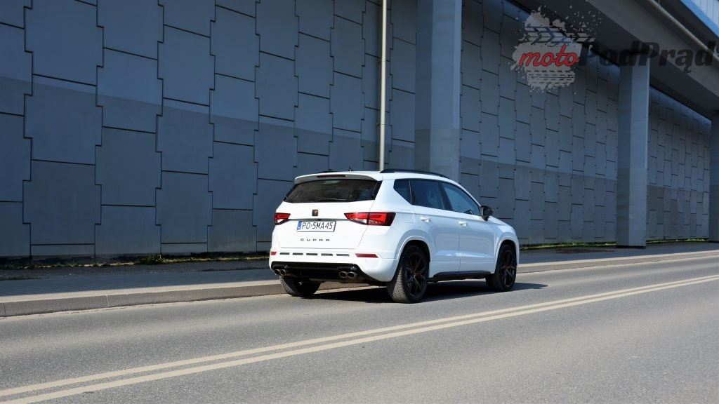 9 10 1024x576 Test: Cupra Ateca   sportowy crossover czy podwyższony hot hatch?