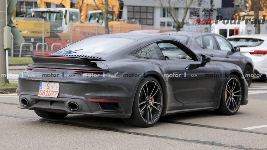 911 turbo 2022 2 1024x576 Nowe Porsche 911 Turbo bez kamuflażu