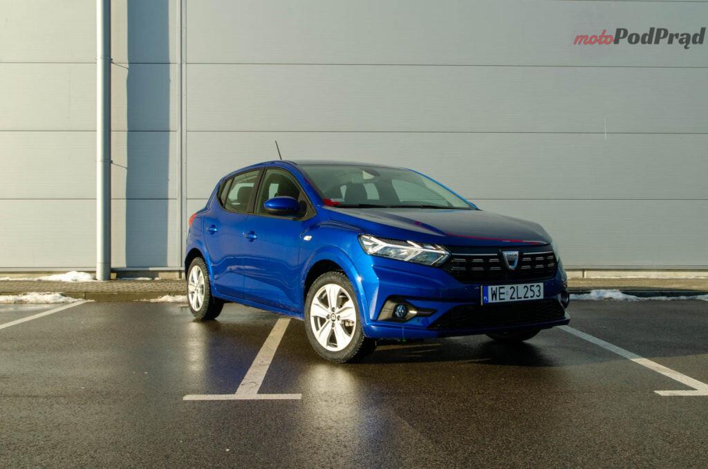 Dacia Sandero 2021 2 1024x678