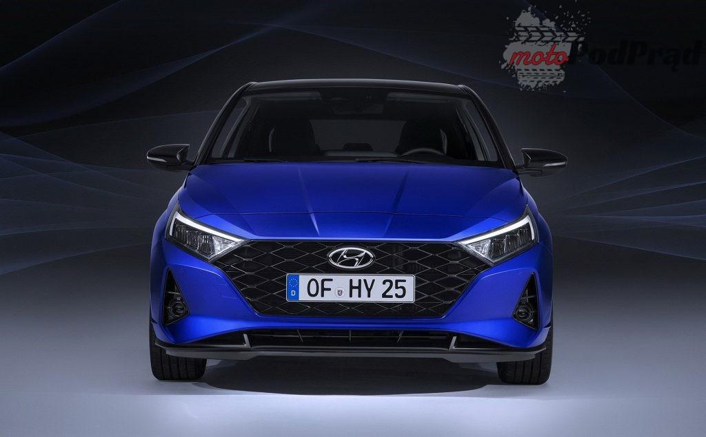 I20 2020 2 1024x635 Nowy Hyundai I20 zaprezentowany