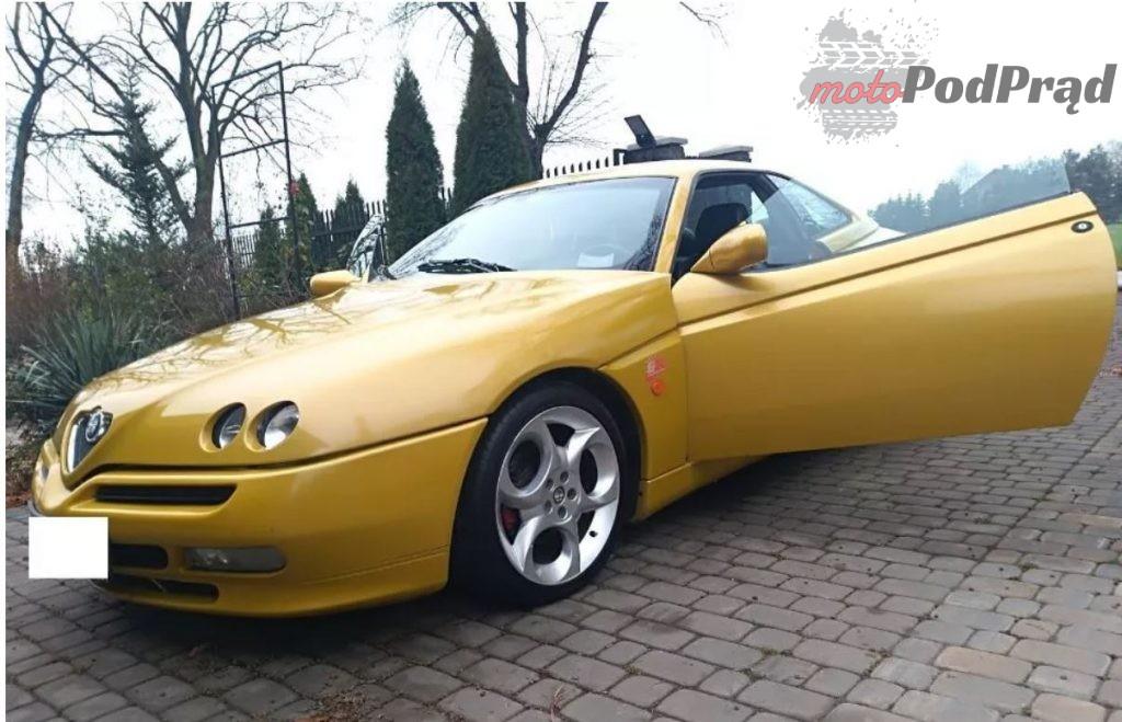 Przechwytywanie 1024x659 Fura na weekend   Alfa Romeo GTV