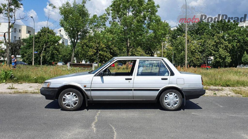 Toyota Corolla E8 7 1024x576 Kupiłem Corollę za 250 zł. Jest w zadziwiająco dobrym stanie.