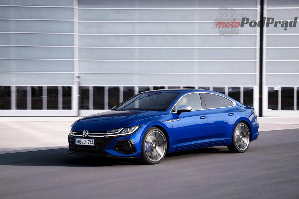 Volkswagen Arteon 2021 10 1024x683 Volkswagen Arteon po liftingu   będzie eHybrid, shooting brake i wersja R
