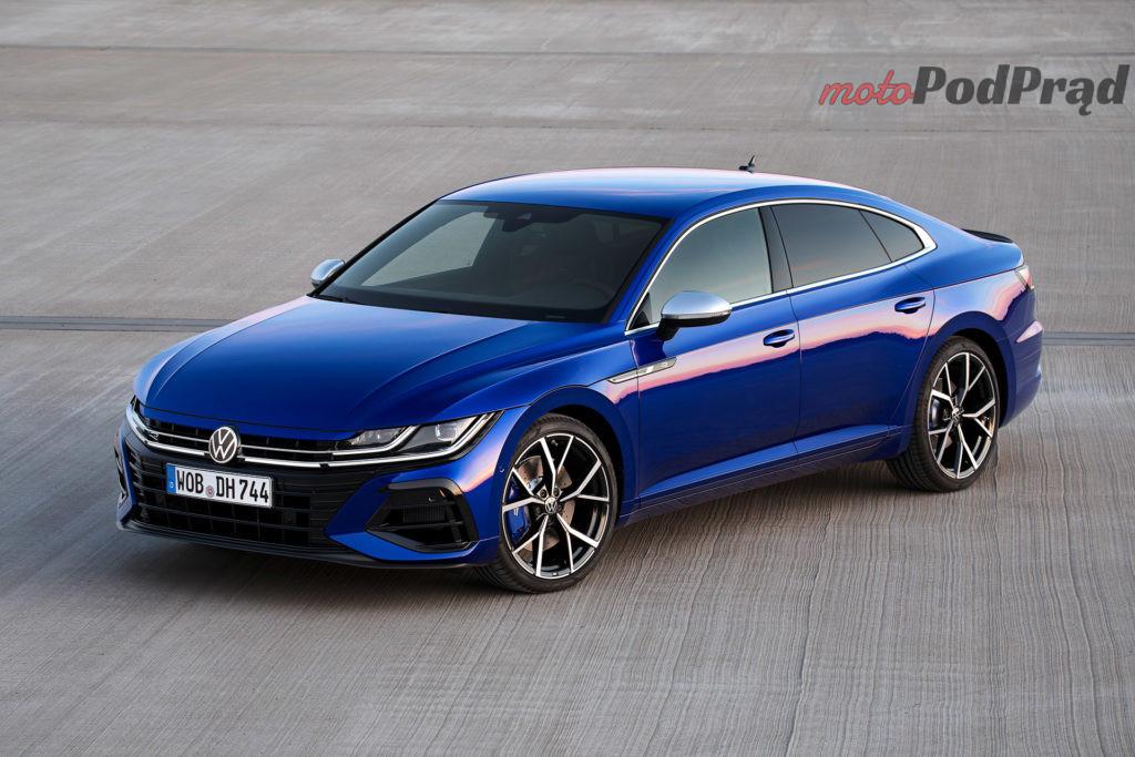 Volkswagen Arteon 2021 12 1024x683 Volkswagen Arteon po liftingu   będzie eHybrid, shooting brake i wersja R