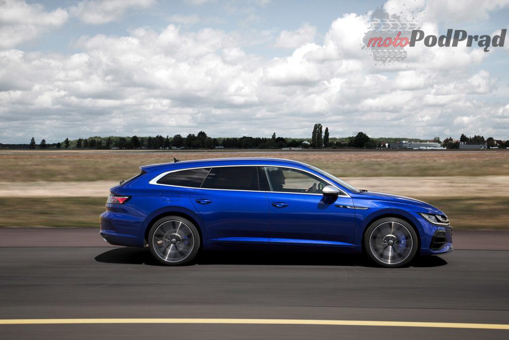 Volkswagen Arteon 2021 13 1024x683 Volkswagen Arteon po liftingu   będzie eHybrid, shooting brake i wersja R