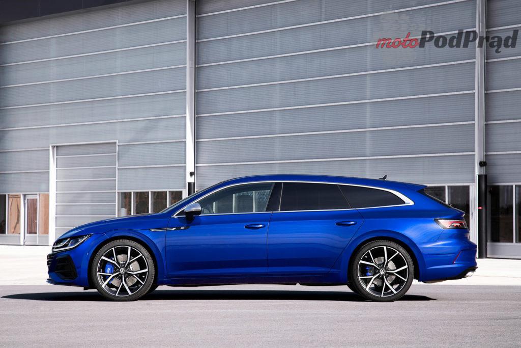 Volkswagen Arteon 2021 16 1024x683 Volkswagen Arteon po liftingu   będzie eHybrid, shooting brake i wersja R