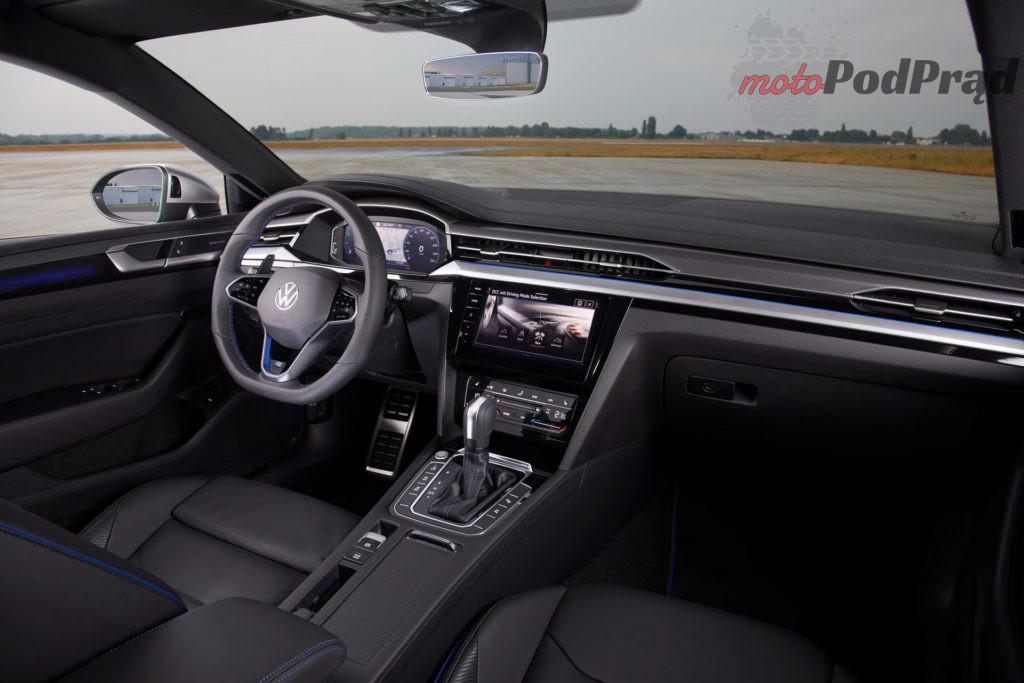 Volkswagen Arteon 2021 17 1024x683 Volkswagen Arteon po liftingu   będzie eHybrid, shooting brake i wersja R