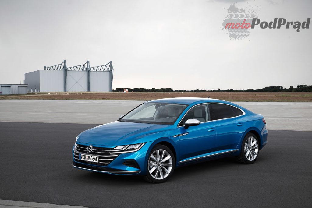 Volkswagen Arteon 2021 19 1024x683 Volkswagen Arteon po liftingu   będzie eHybrid, shooting brake i wersja R