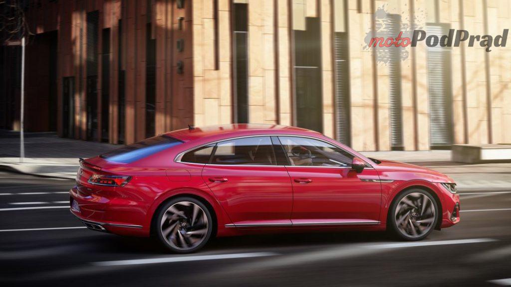Volkswagen Arteon 2021 3 1024x576 Volkswagen Arteon po liftingu   będzie eHybrid, shooting brake i wersja R