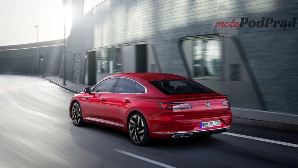 Volkswagen Arteon 2021 4 1024x576 Volkswagen Arteon po liftingu   będzie eHybrid, shooting brake i wersja R