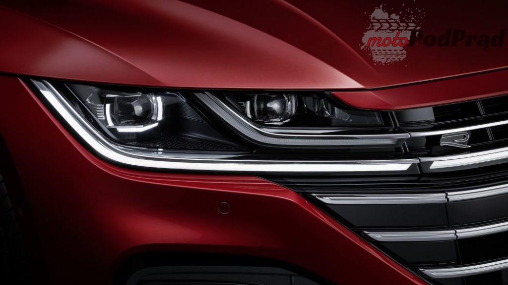 Volkswagen Arteon 2021 5 1024x576 Volkswagen Arteon po liftingu   będzie eHybrid, shooting brake i wersja R