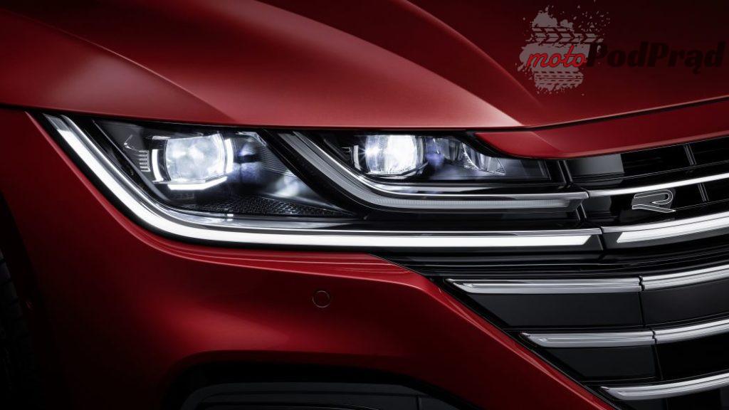 Volkswagen Arteon 2021 6 1024x576 Volkswagen Arteon po liftingu   będzie eHybrid, shooting brake i wersja R