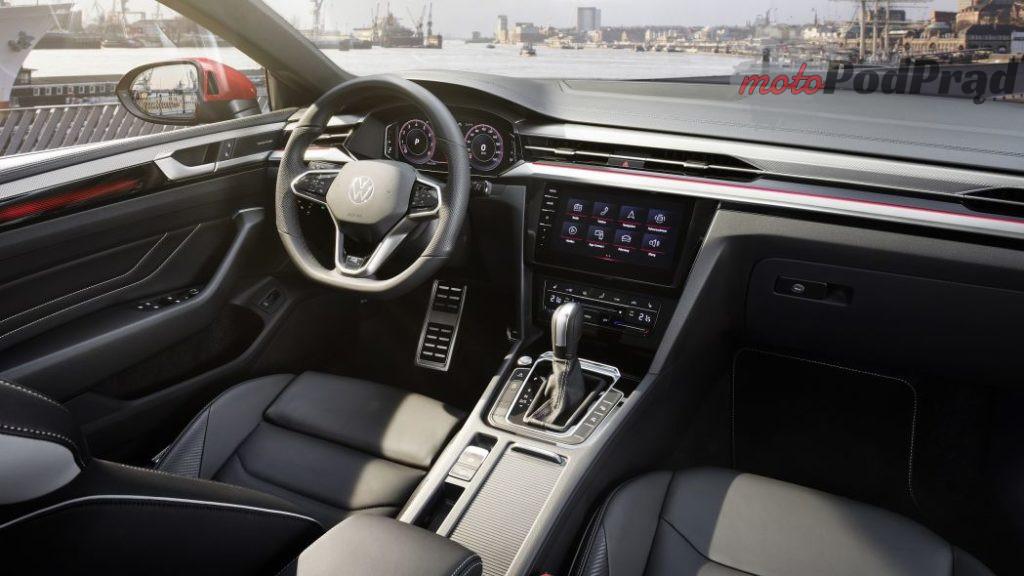 Volkswagen Arteon 2021 8 1024x576 Volkswagen Arteon po liftingu   będzie eHybrid, shooting brake i wersja R