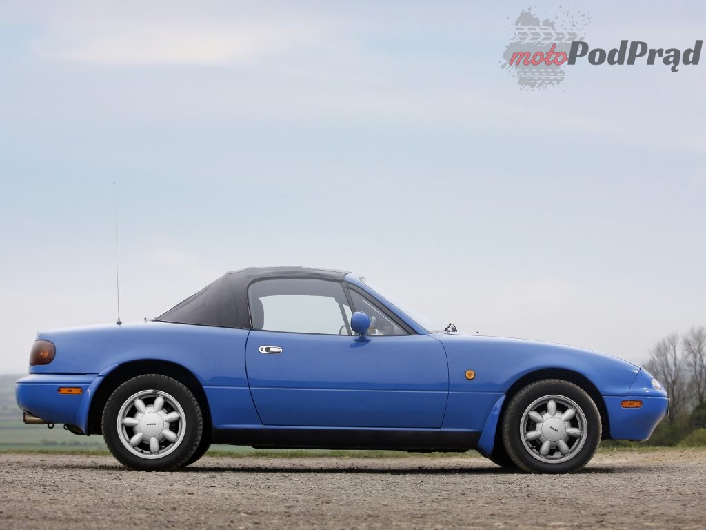 autowp.ru mazda mx 5 uk spec 8 1024x768 Fura na weekend   Mazda MX 5 NA (Miata)