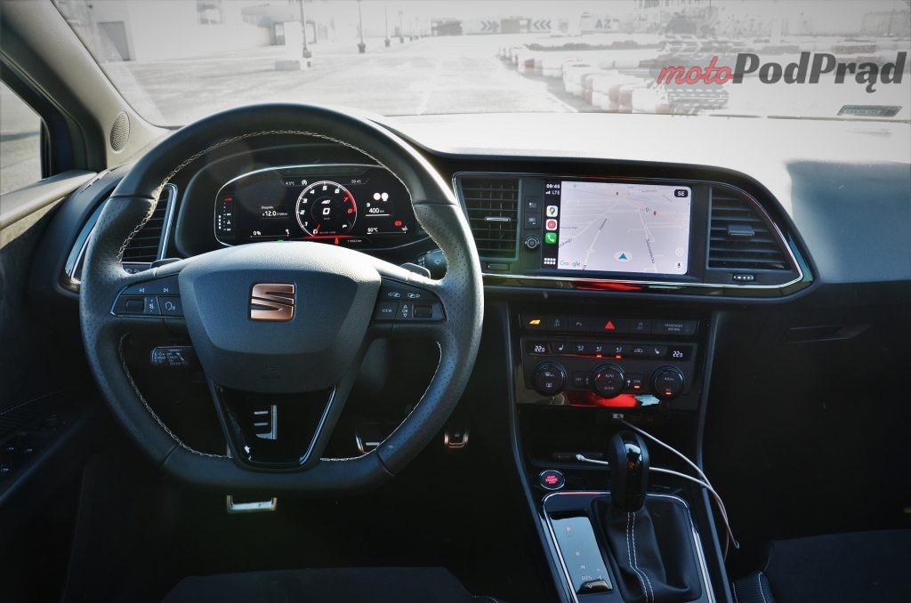 cupra st 1 1024x678 Test: Seat Leon Cupra ST   po co Ci RS6?