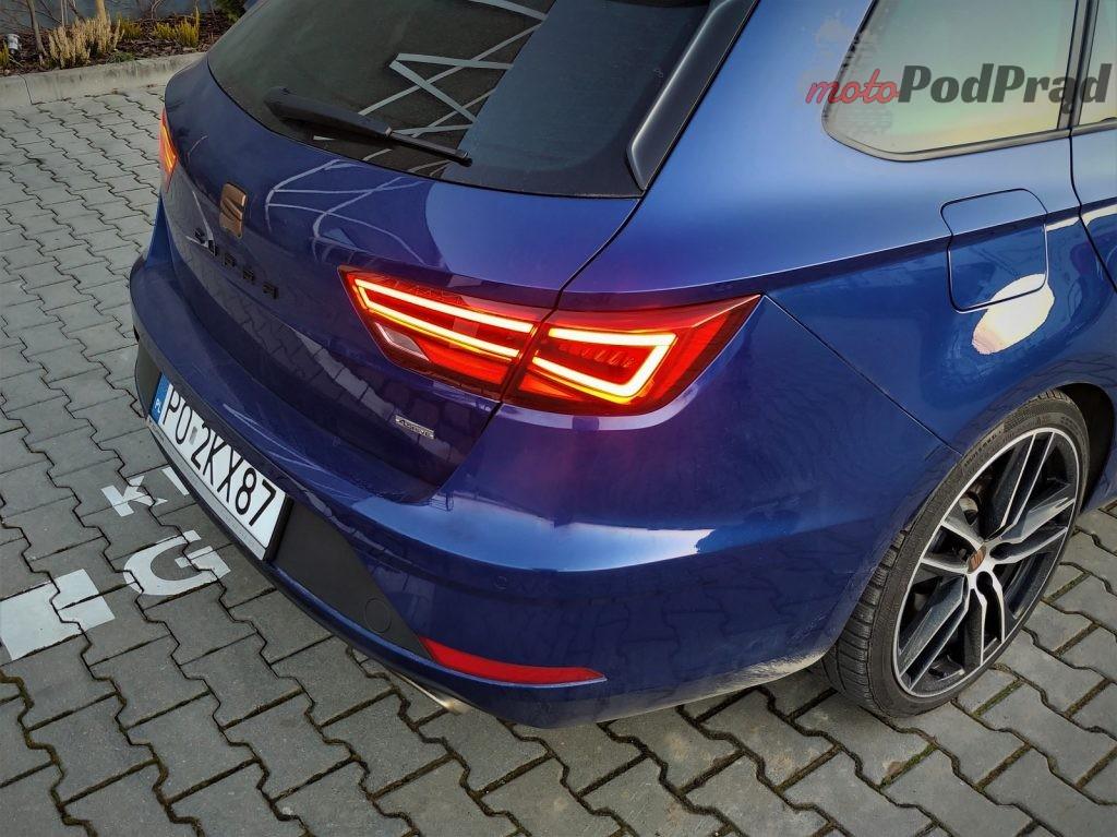 cupra st 21 1024x767 Test: Seat Leon Cupra ST   po co Ci RS6?
