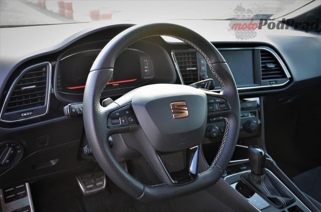 cupra st 27 1024x678 Test: Seat Leon Cupra ST   po co Ci RS6?
