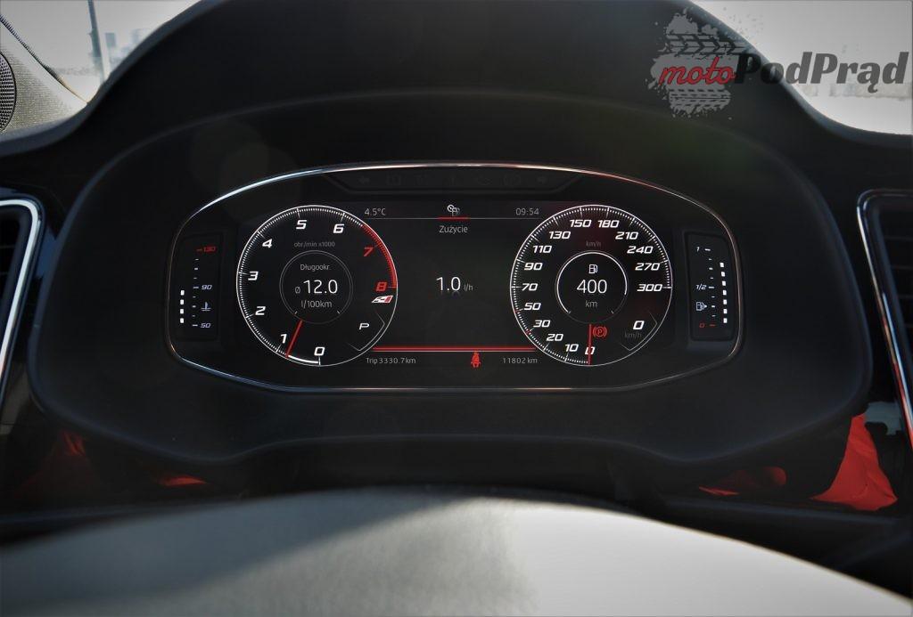 cupra st 28 1024x693 Test: Seat Leon Cupra ST   po co Ci RS6?