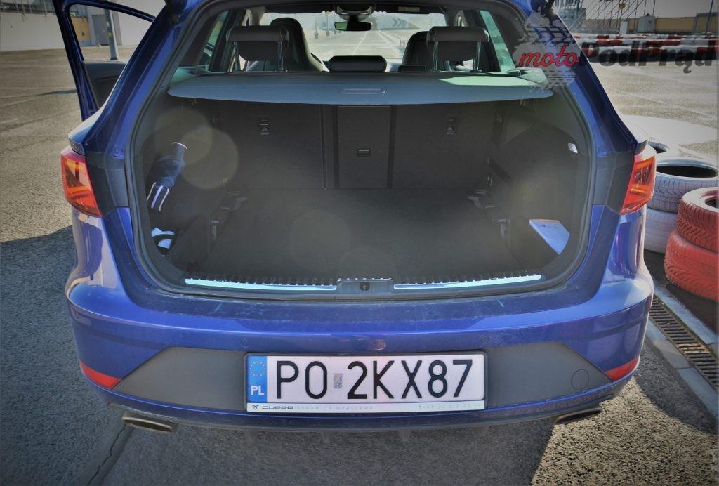 cupra st 31 1024x692 Test: Seat Leon Cupra ST   po co Ci RS6?