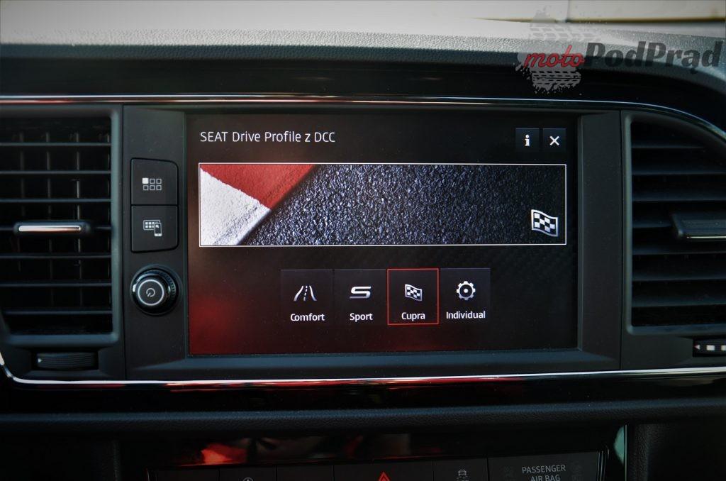 cupra st 34 1024x678 Test: Seat Leon Cupra ST   po co Ci RS6?