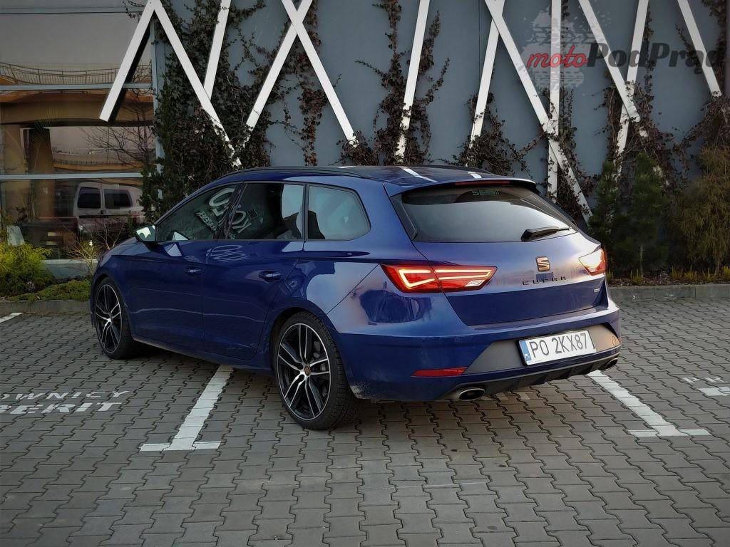 cupra st 35 1024x768 Test: Seat Leon Cupra ST   po co Ci RS6?