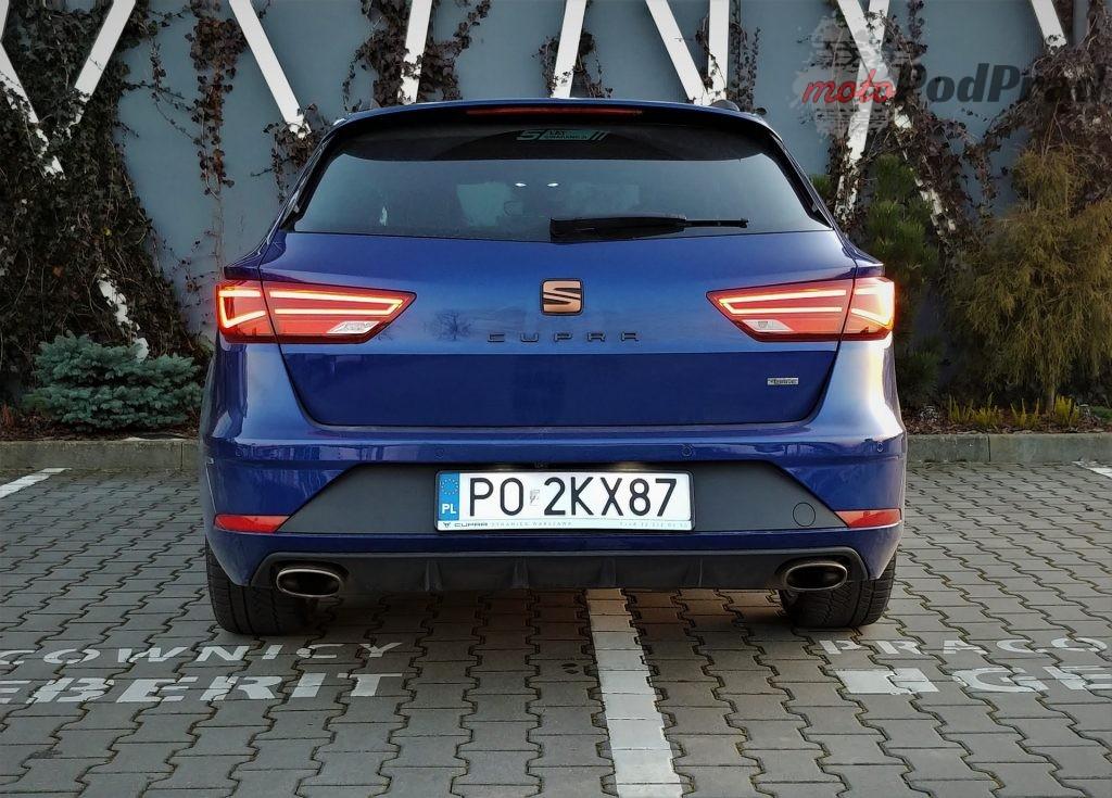 cupra st 8 1024x735 Test: Seat Leon Cupra ST   po co Ci RS6?