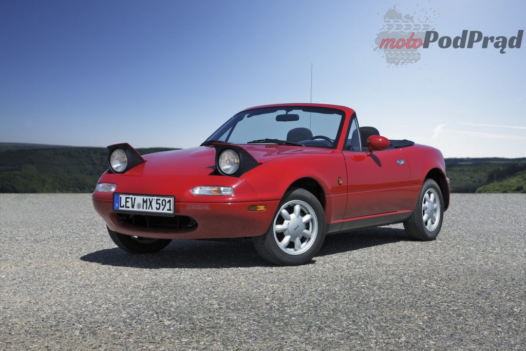 %name Fura na weekend   Mazda MX 5 NA (Miata)