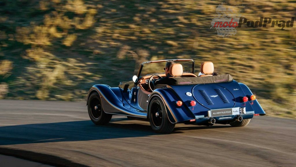 2020 morgan plus four 3 1024x576 Morgan Plus Four   turbokozak w stylu retro