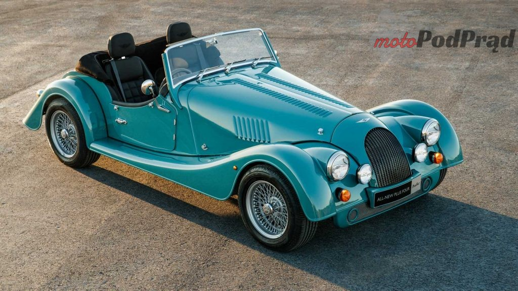 2020 morgan plus four 4 1024x576 Morgan Plus Four   turbokozak w stylu retro