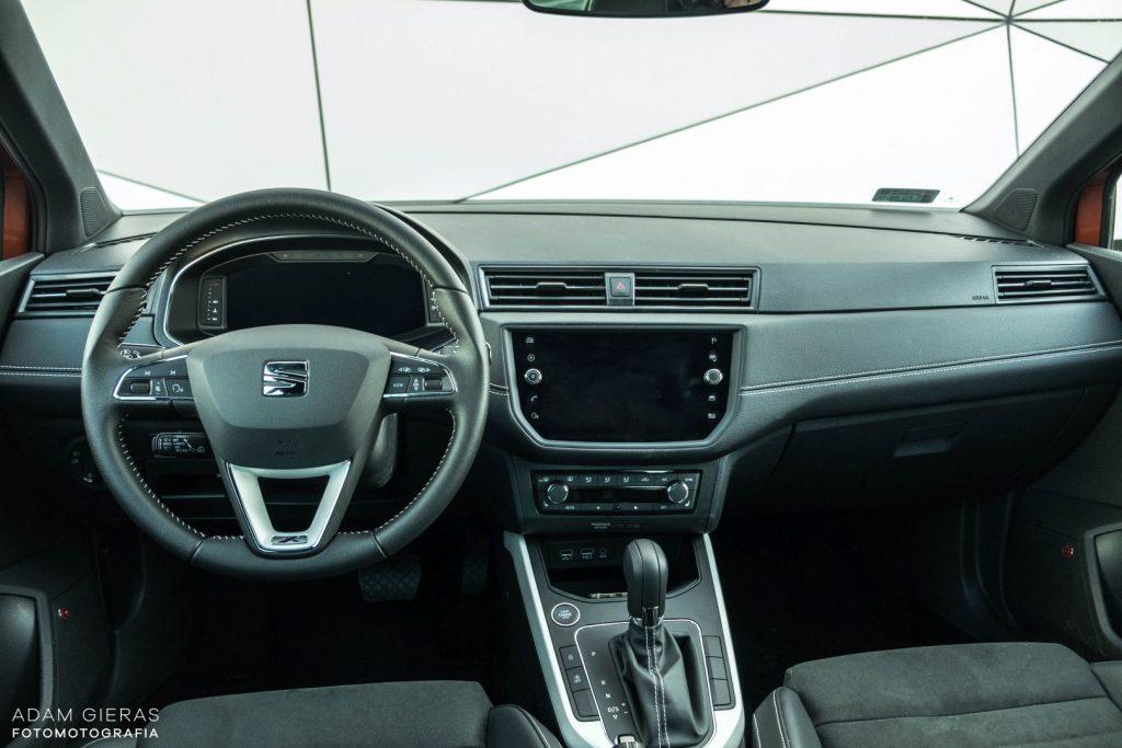 Arona tsi 12 1024x683 Test: Seat Arona 1.0 TSI DSG Xcellence   wszędobylski cwaniaczek