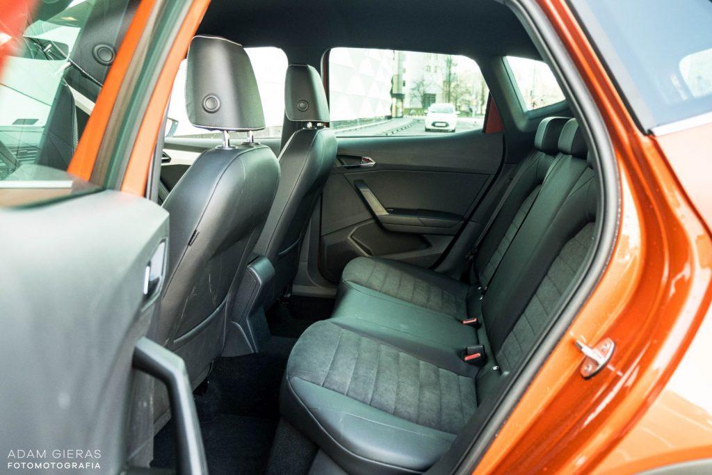 Arona tsi 13 1024x683 Test: Seat Arona 1.0 TSI DSG Xcellence   wszędobylski cwaniaczek