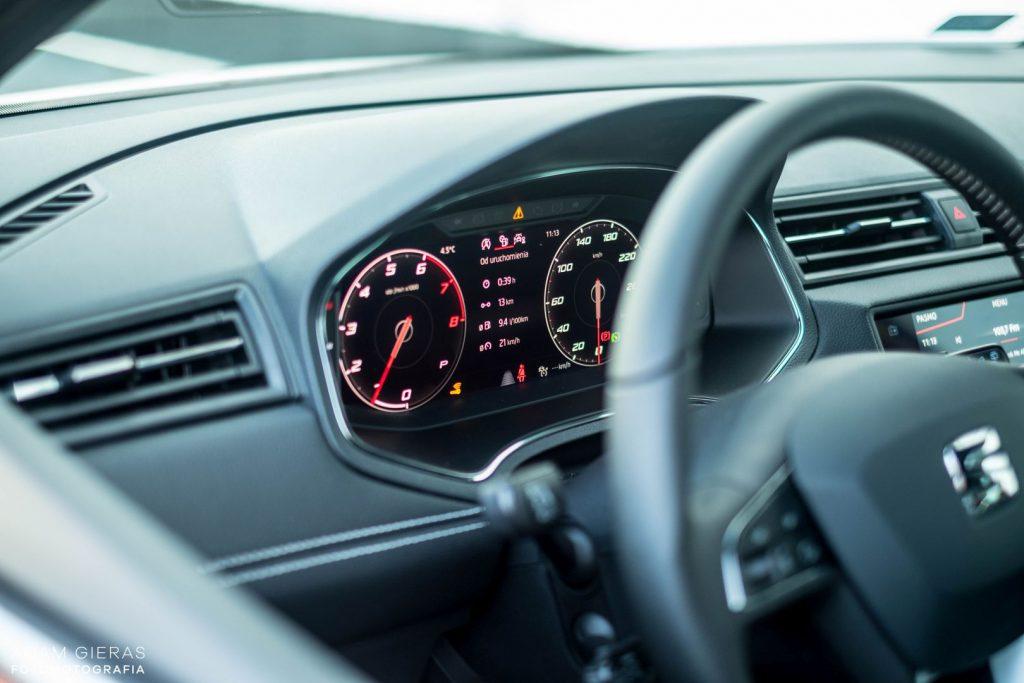 Arona tsi 7 1024x683 Test: Seat Arona 1.0 TSI DSG Xcellence   wszędobylski cwaniaczek