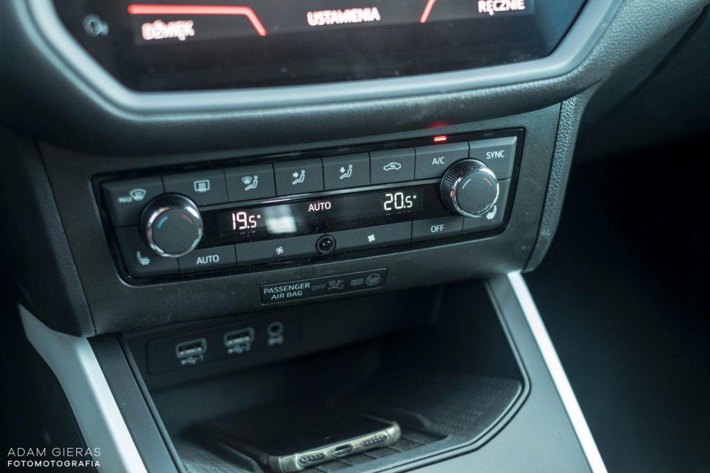 Arona tsi 9 1024x683 Test: Seat Arona 1.0 TSI DSG Xcellence   wszędobylski cwaniaczek