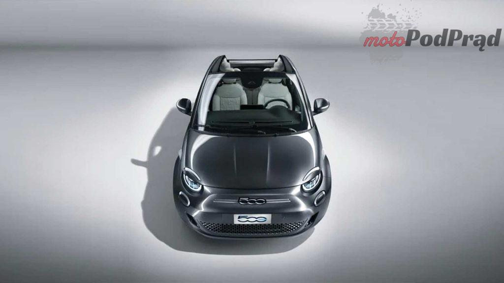 fiat 500e nuova 6 1024x576 Na rynek wejdzie nowy elektryczny Fiat 500 e