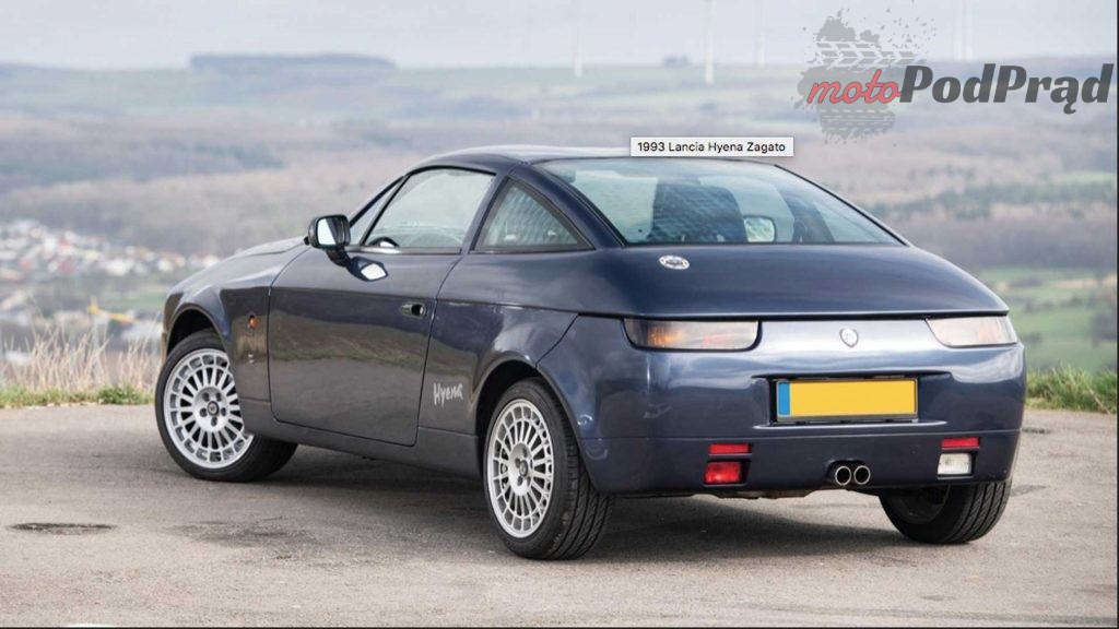 rare lancia hyena by zagato based on delta integrale can be yours 1 1024x576